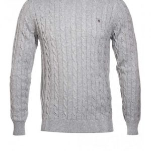 gant-cotton-crew-neck-jumpere